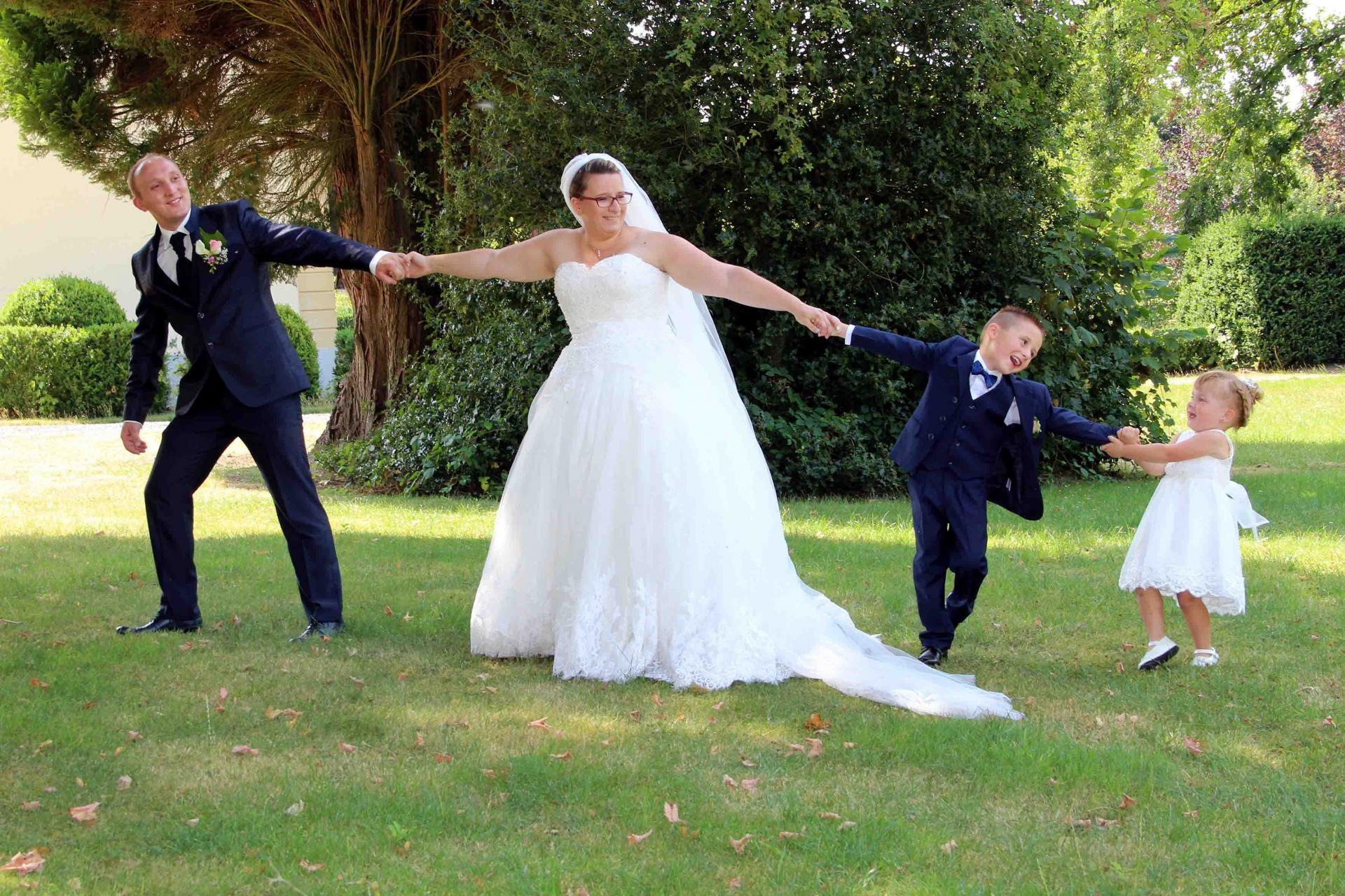 Joveniaux photographe de mariage clairefontaine