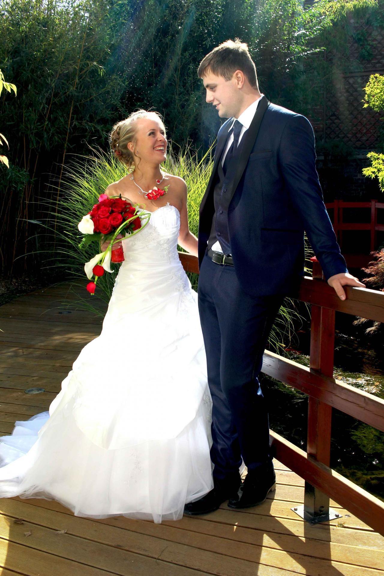 Joveniaux photographe mariage maubeuge nord pas de calais