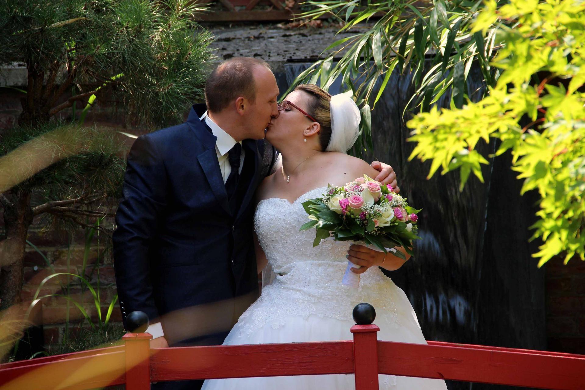 Joveniaux photographe sains du nord mariage