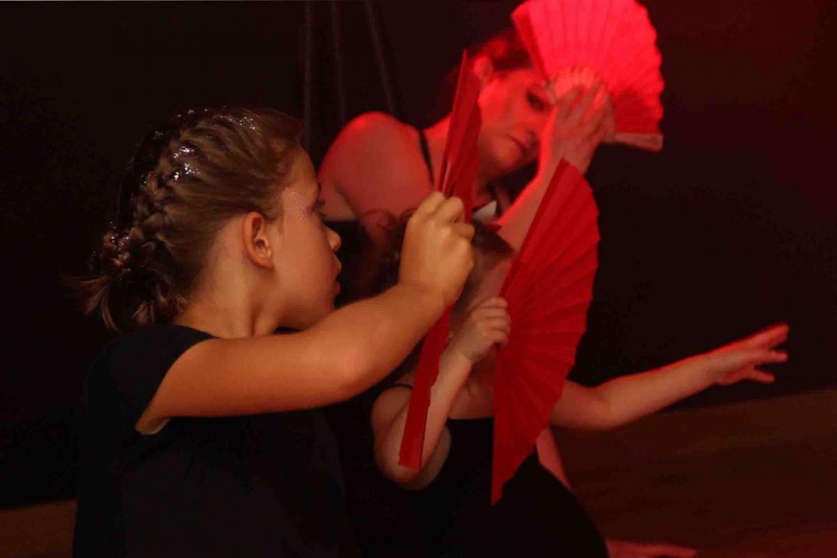 Fourmies photographe joveniaux studio reveries numeriques reportage gala de danse