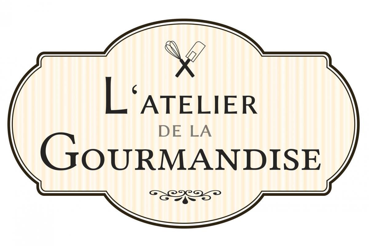 Joveniaux grahiste creation logo l atelier de la gourmandise floyon adeline allaire siro