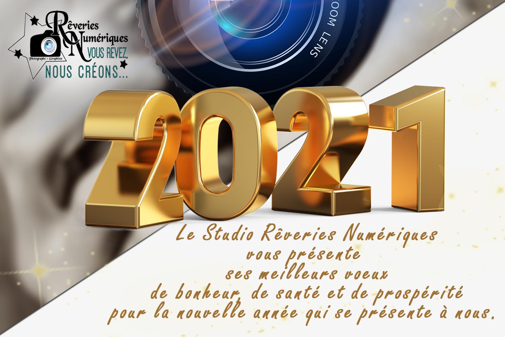Joveniaux laurent studio reveries numeriques photographe voeux 2021
