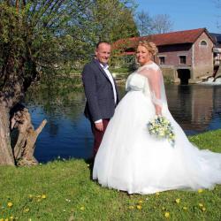 L'album privé du mariage de Véronique et Yvan est en ligne