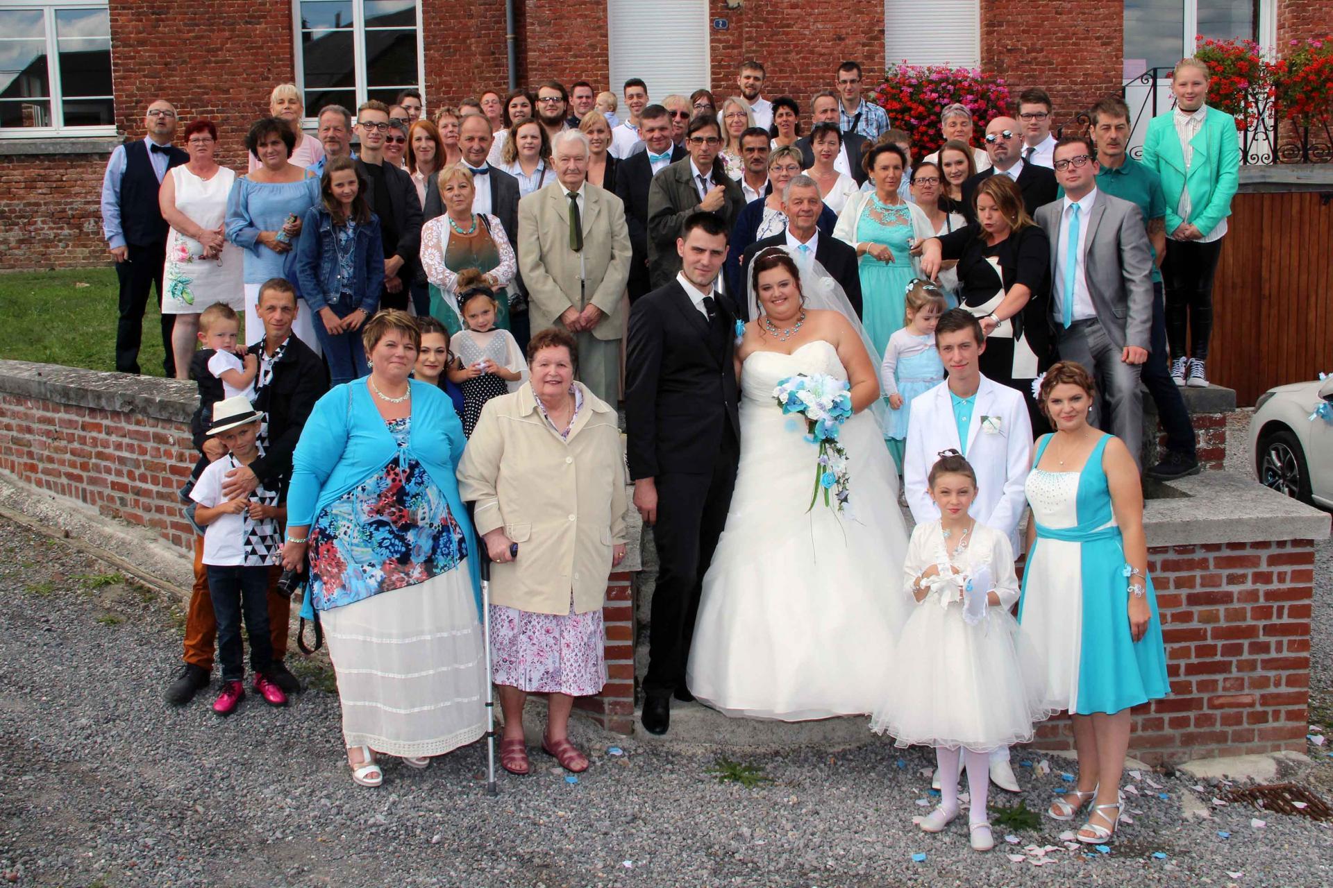 Joveniaux photographe de mariage fourmies nord