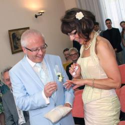 L'album privé du mariage de Marlène et Jean-Claude est en ligne