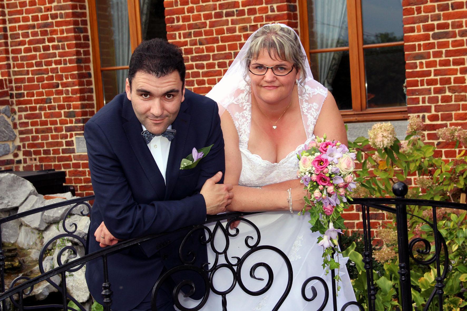 Le mariage de Sandrine et Dimitri est en ligne