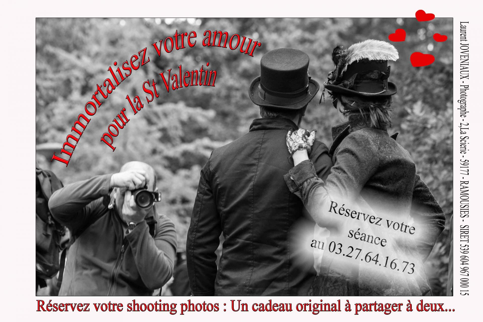 Joveniaux photographe saint valentin couple avesnes