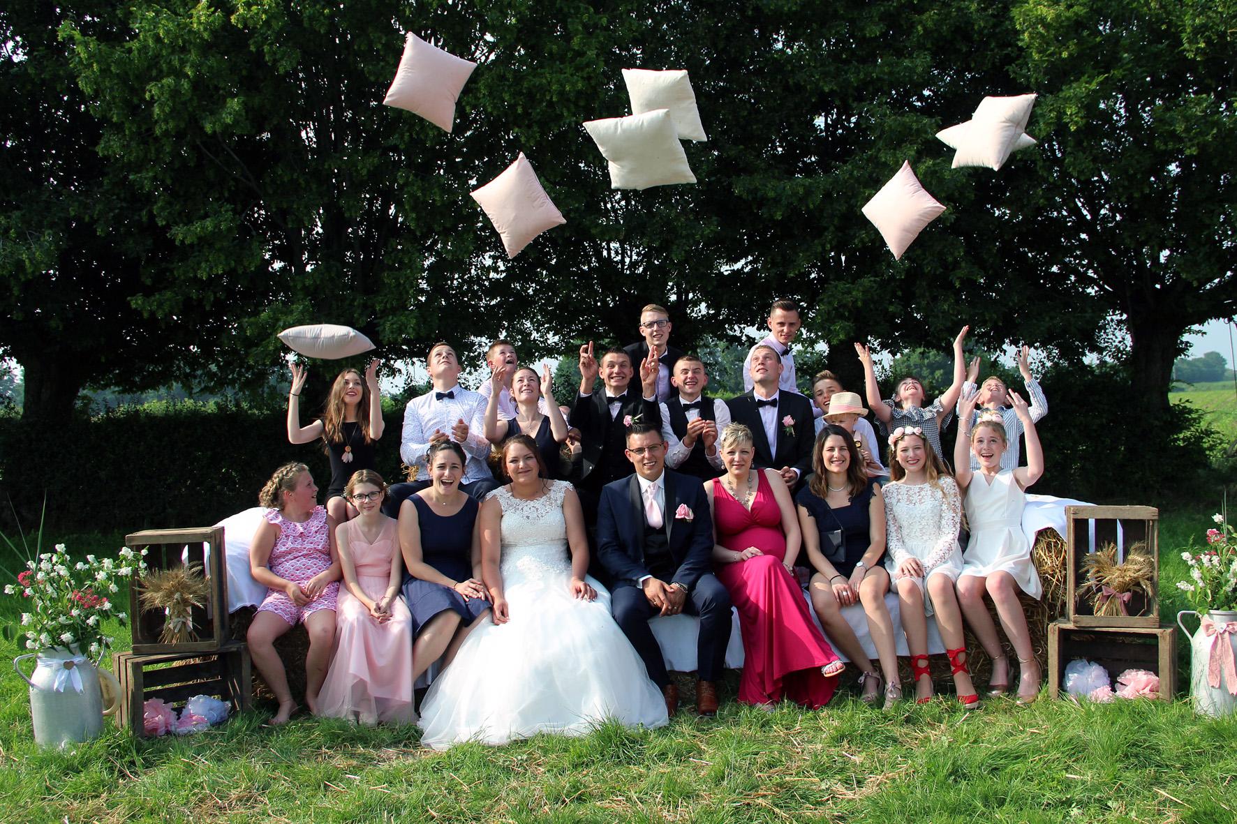 Joveniaux photographe salesches mariage