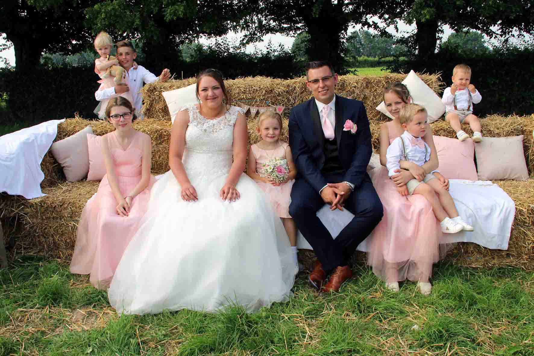 Joveniaux photographe solesmes mariage
