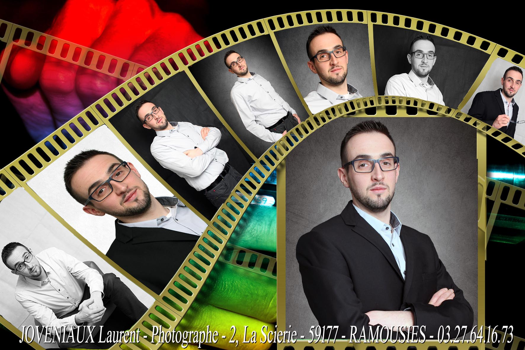 Photographe de portrait