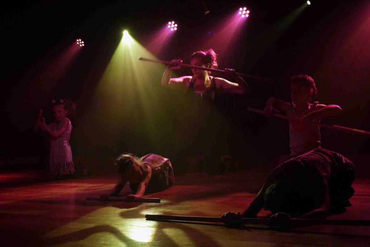 Photographe avesnois joveniaux gala de danse avesnes sur helpe hauts de france