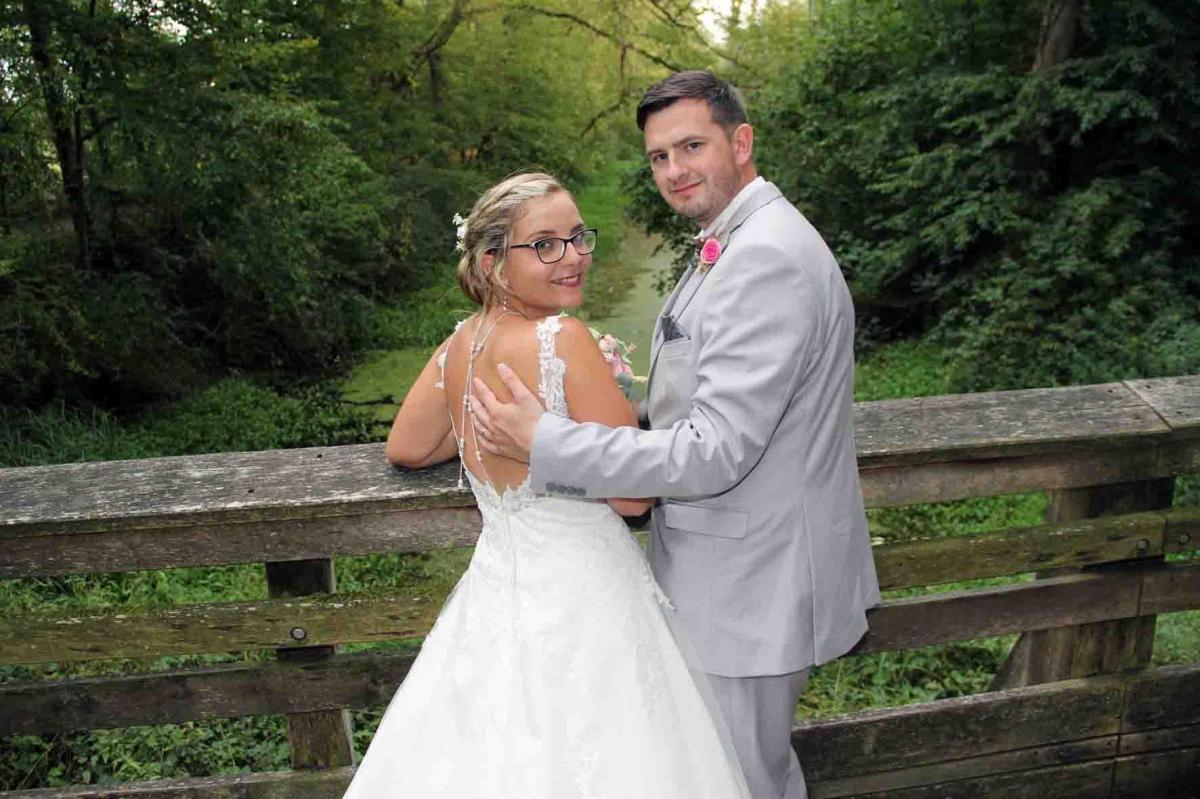 Photographe de mariage du nord maubeuge joveniaux reveries numeriques