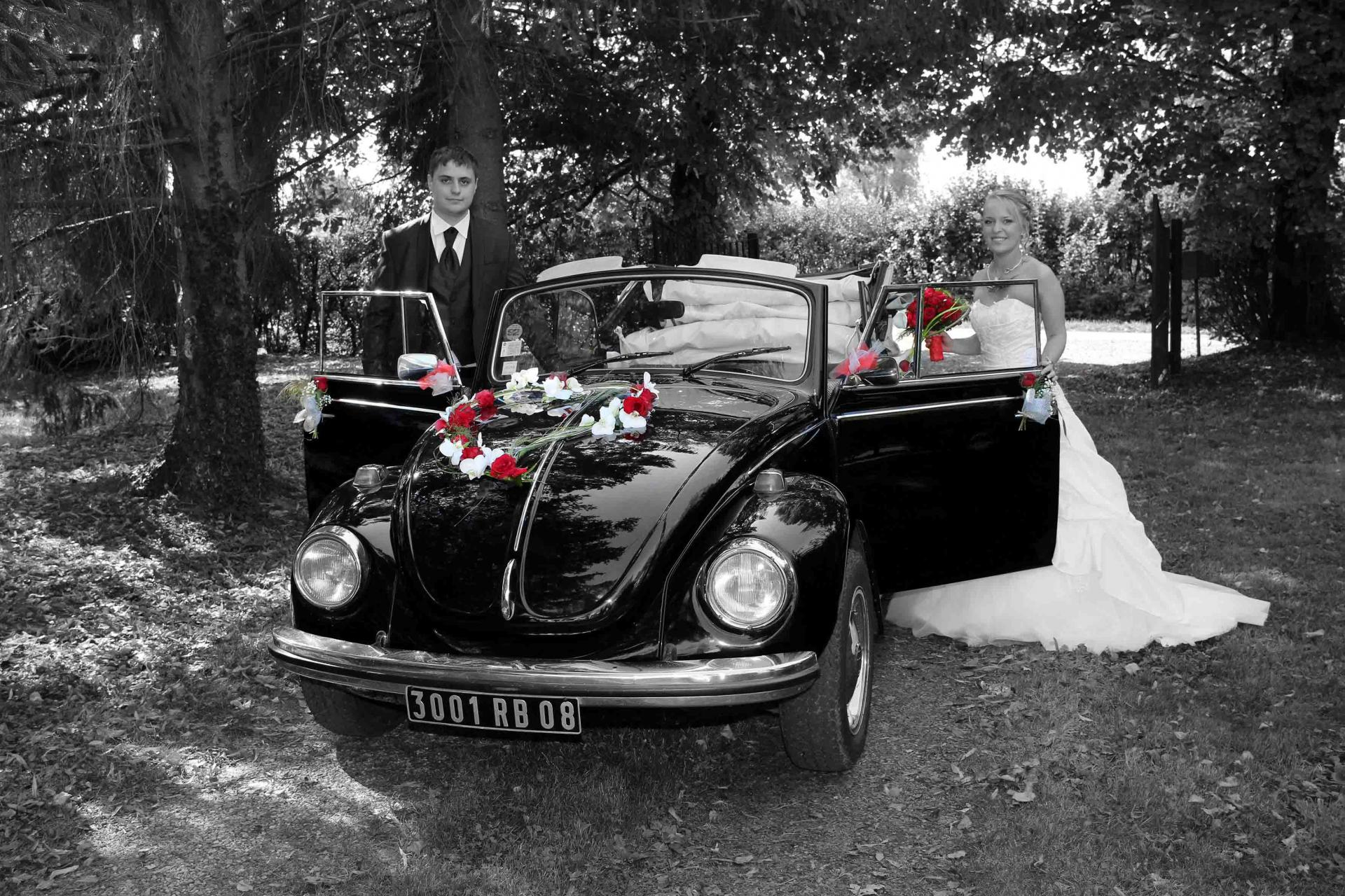Photographe mariage maubeuge joveniaux sains du nord montage